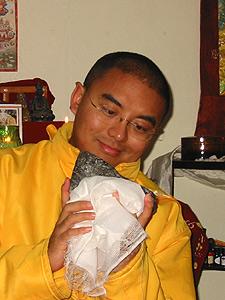Mingyur Dorje Rinpoche