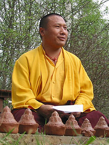 Tulku Dakpa Rinpoche
